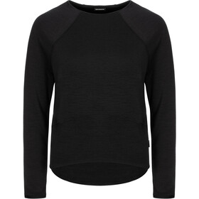 super.natural Super Crop Sweater Women, jet black